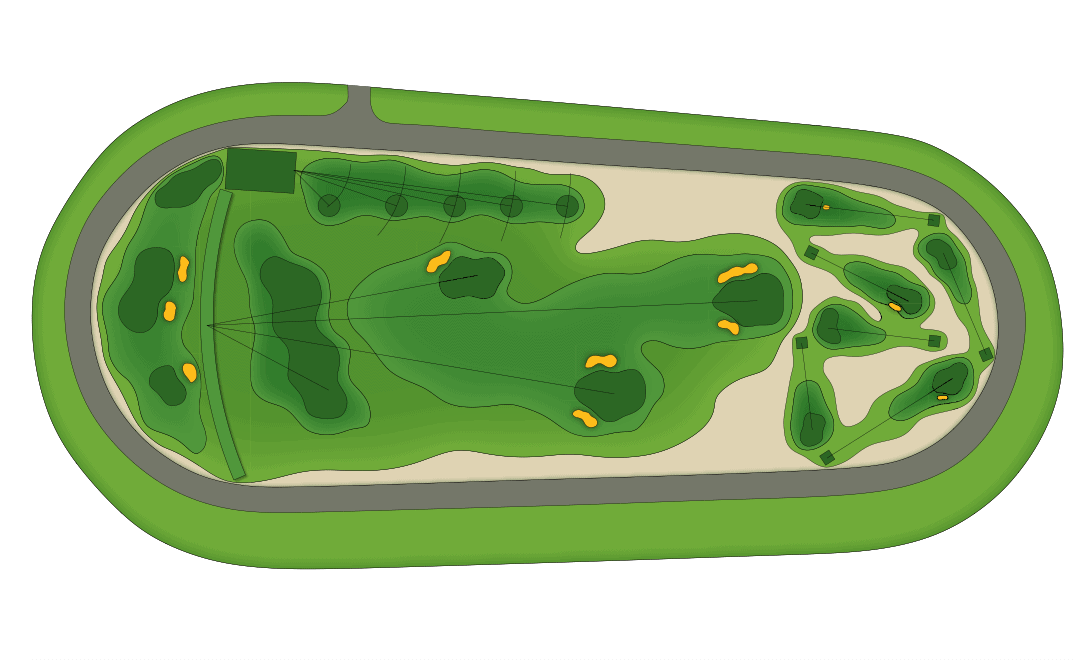 Golf i Lunden