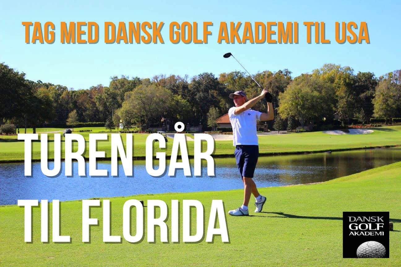 Golfrejser - Tag til USA med DGA