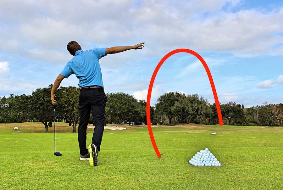 Slice i golf