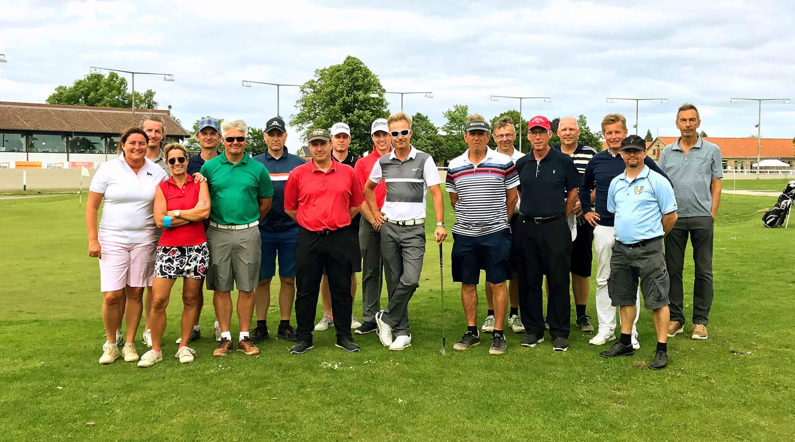 Golfkurser hos DGA