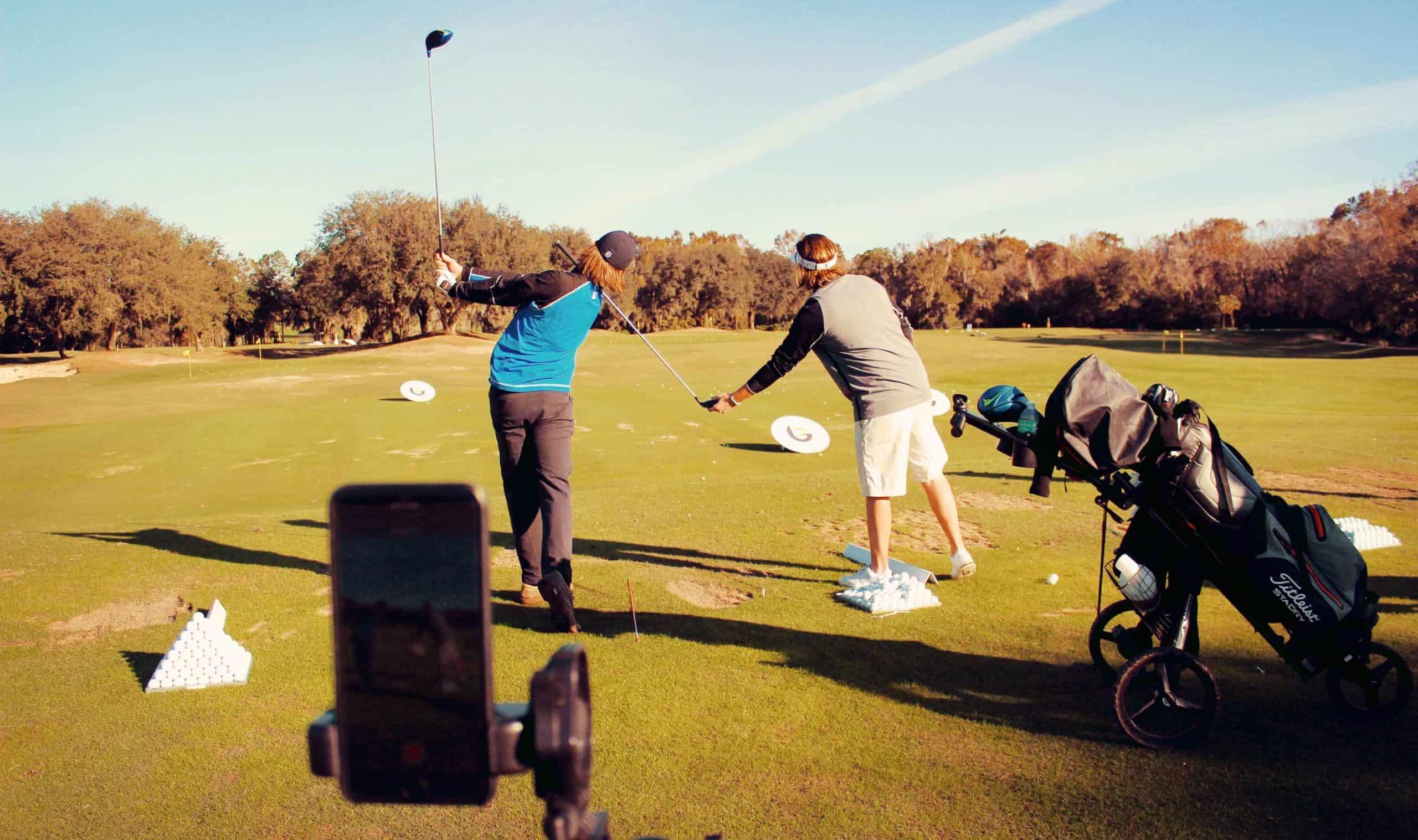 Golfundervisning