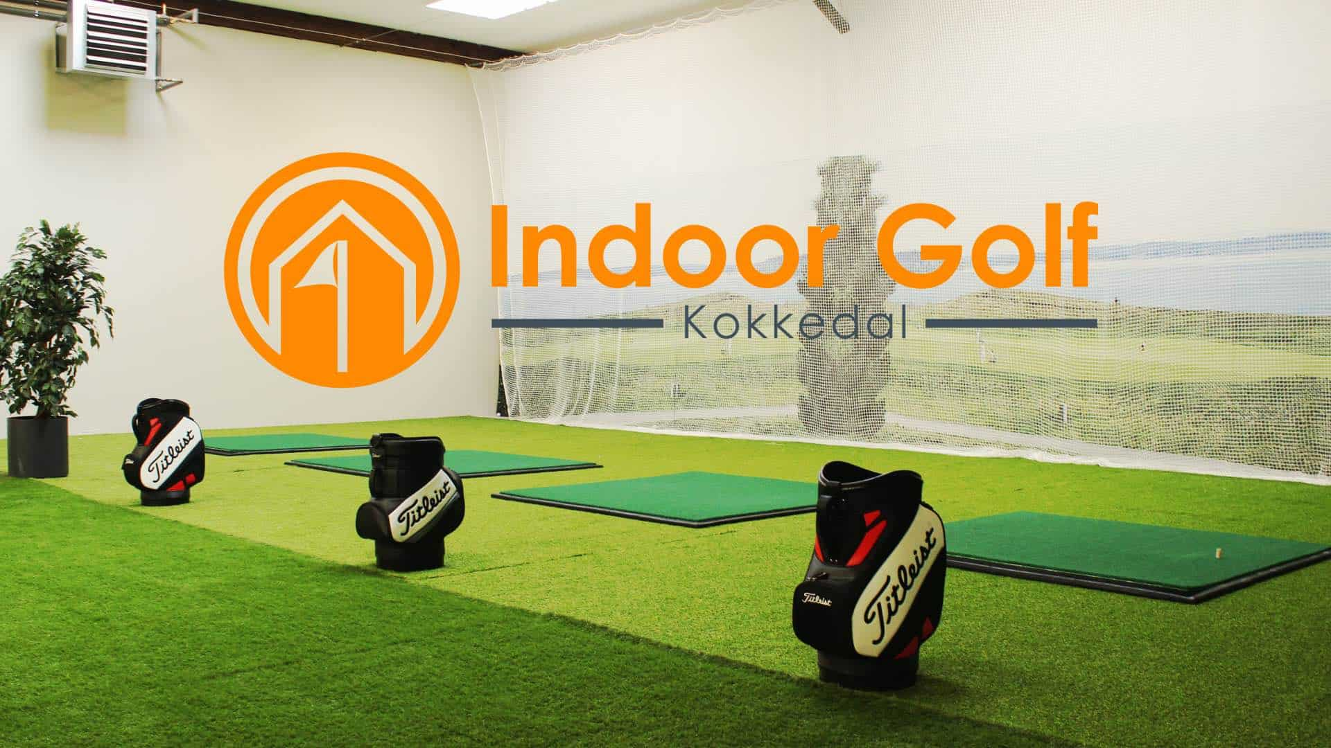 Indoor Golf Kokkedal